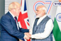 British Prime Minister Boris Johnson invites Modi to Britain for G7 summit