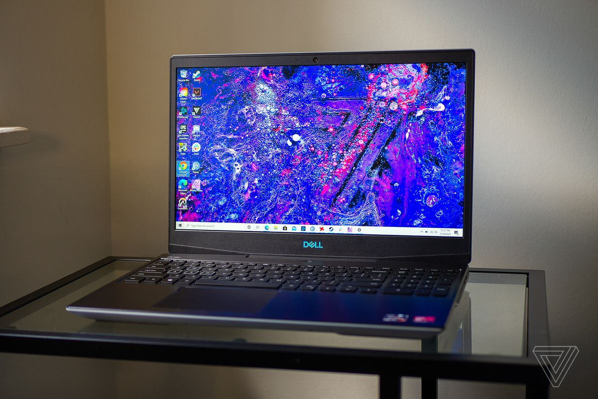 Best Laptops 2020: Dell G5 15 SE