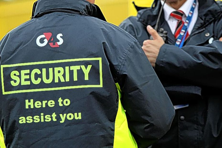 GardaWorld pulls out of £4 billion auction for G4S , leaving takeover path clear for Allied