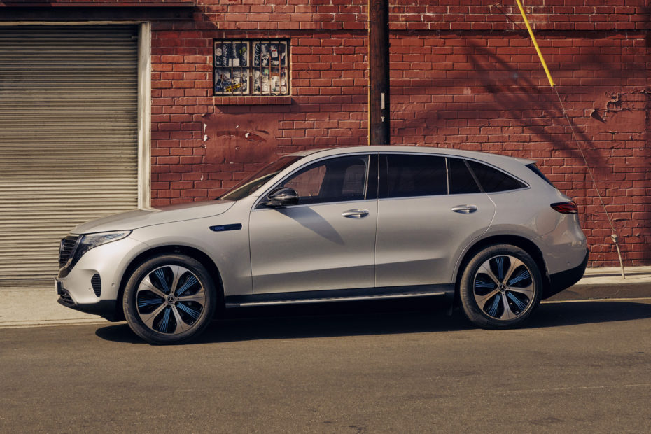Mercedes-Benz decides not to launch EQC in US