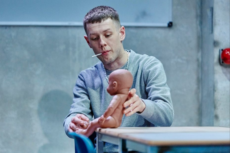 Shook online review: Samuel Bailey's exploration of masculinity and fatherhood reveals a powerful new voice
