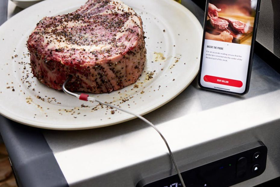 Weber's latest gas grills have Wi-Fi, Bluetooth, and digital displays