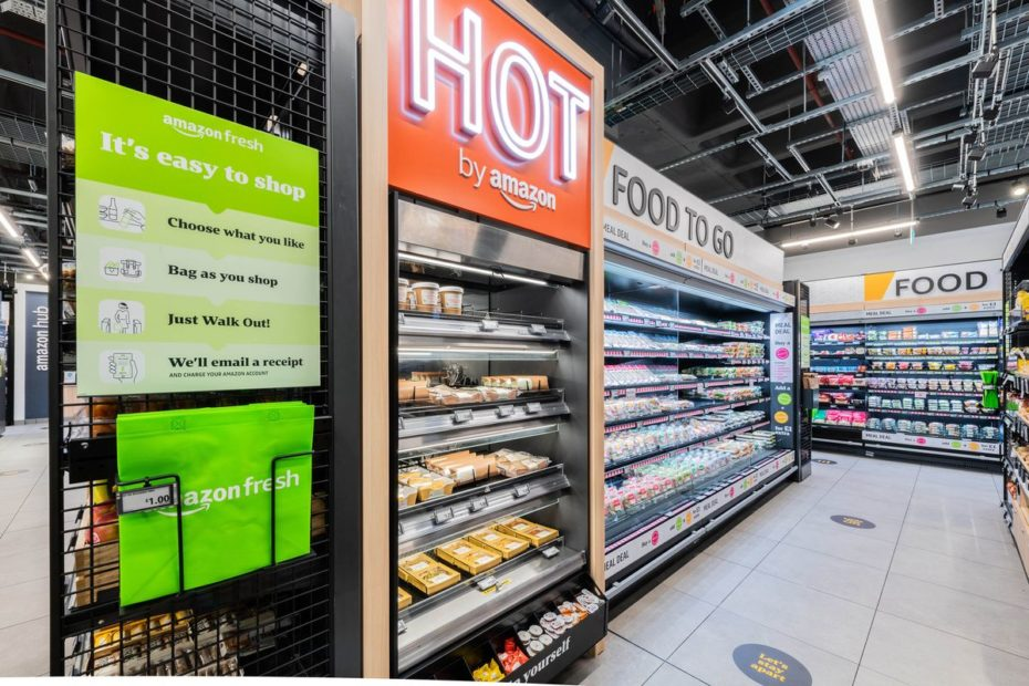 Amazon's cashierless tech expands to London with first international store
