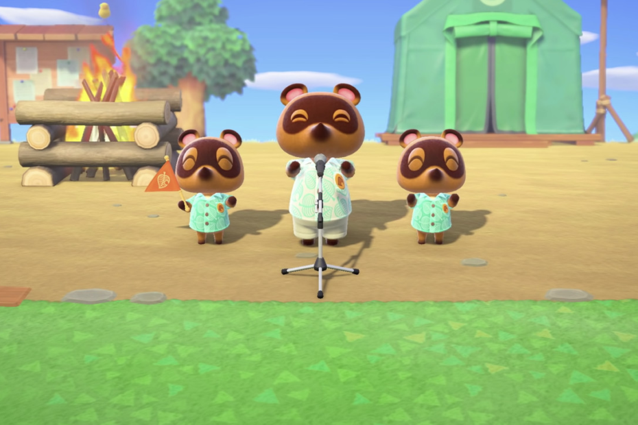 Animal Crossing: New Horizons' first year: a timeline