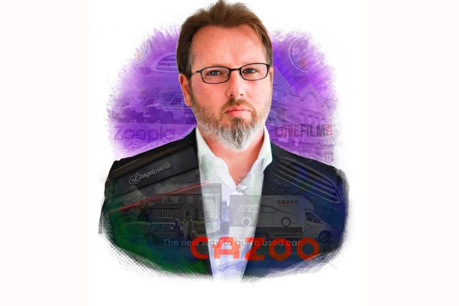 Cazoo founder Alex Chesterman says London investors don't understand tech as he IPOs in NY for $7bn