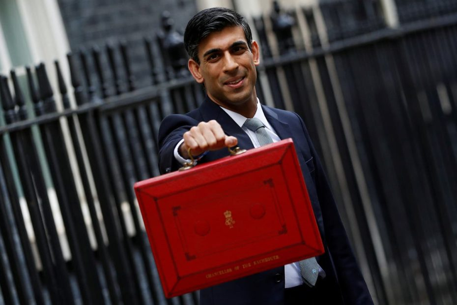 How big is Britain's national debt and should Rishi Sunak raise taxes to pay it off?