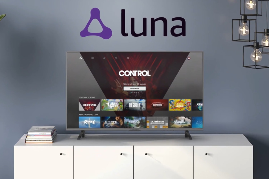 Amazon adds 720p streaming to its Luna cloud gaming service to improve stability