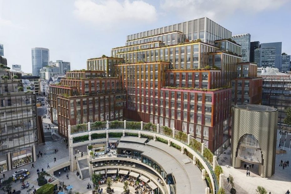 British Land secures major pre-let, as property agent JLL commits to new London office