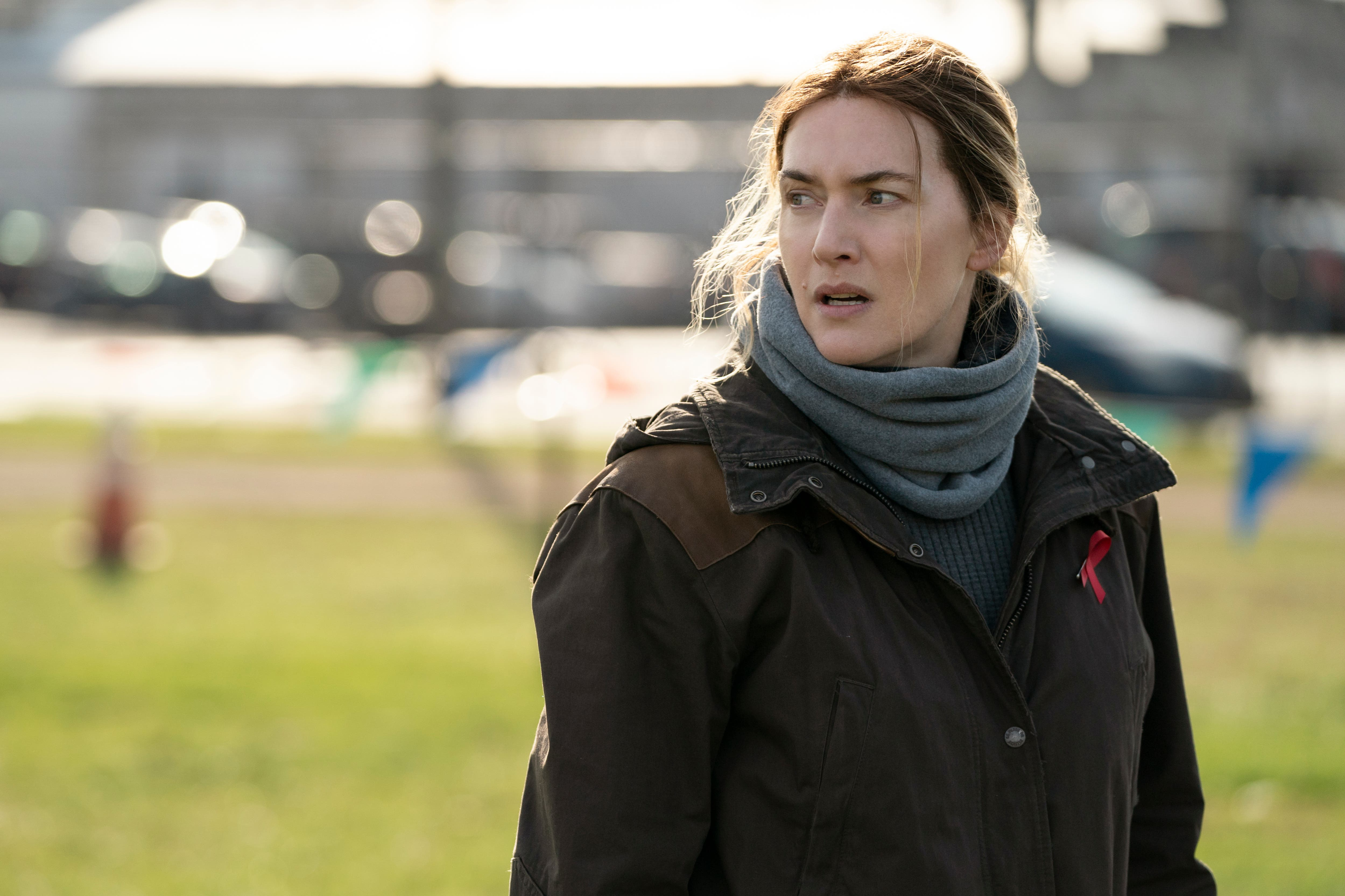 <p>Like any good telly cop, Mare's personal life is fraught with drama</p>