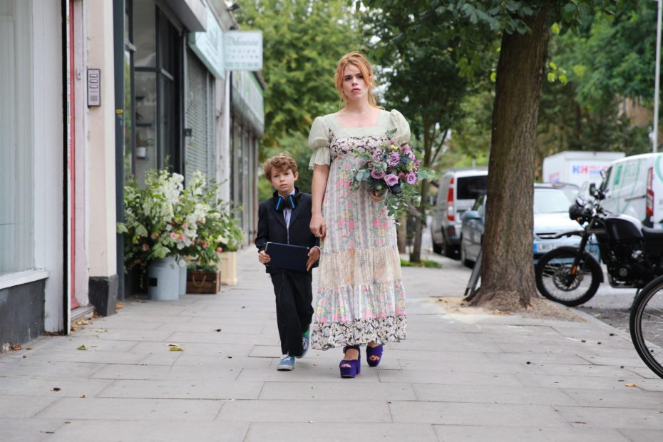<p>Billie Piper may have created a new genre with her first film</p>