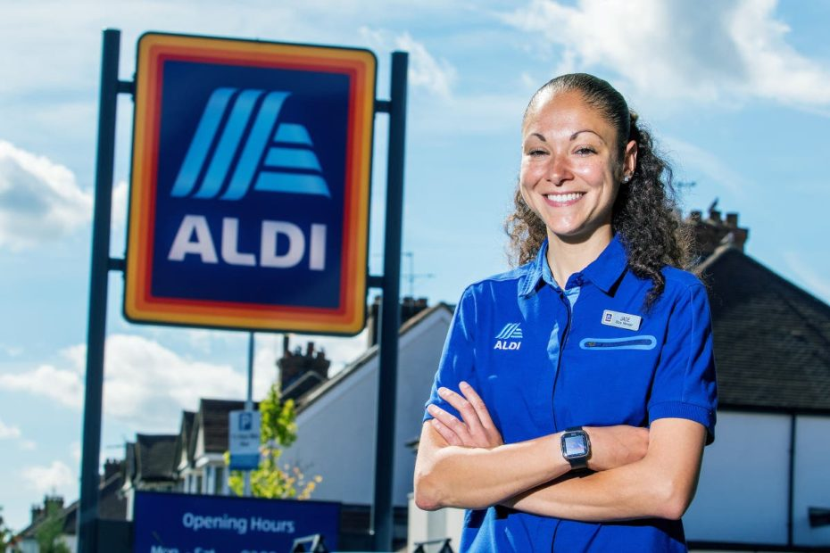 Why Aldi's planned store roll-out is great news for colleagues across London