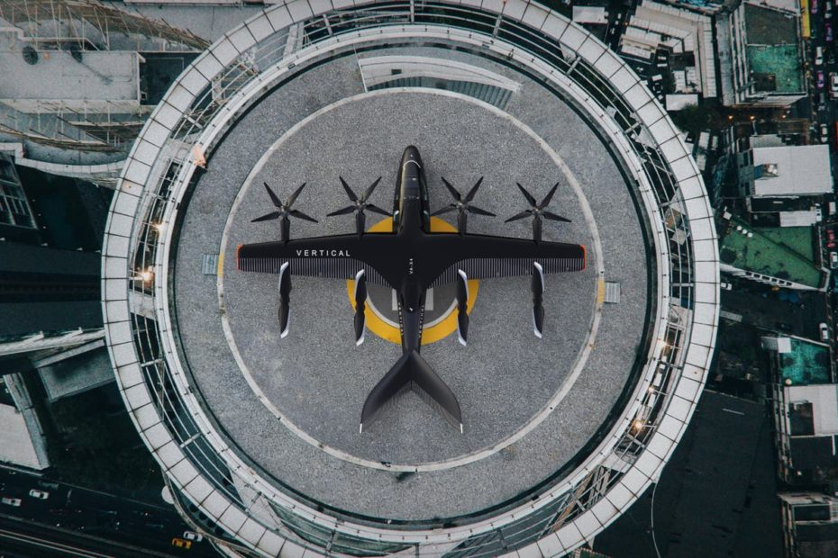 Britain's answer to Elon Musk, Stephen Fitzpatrick, becomes a billionaire with flying taxi float of Vertical Aerospace