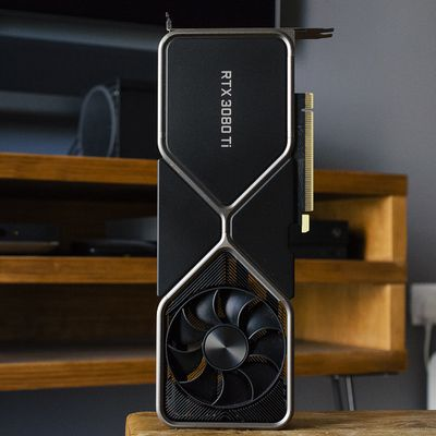 Nvidia GeForce RTX 3080 Ti review: more 4K for more of your wallet