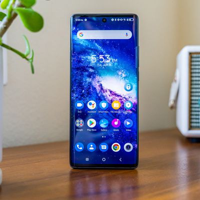 TCL 20 Pro 5G review: good looks aren't everything