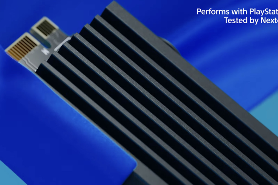 Sony subsidiary makes aPS5 SSD that's even further out of your reach